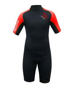 c111ec5096b36 SELAND SURF HT SMART WETSUIT powered by EMERID SYSTEM 4 3 MM QUICK ...