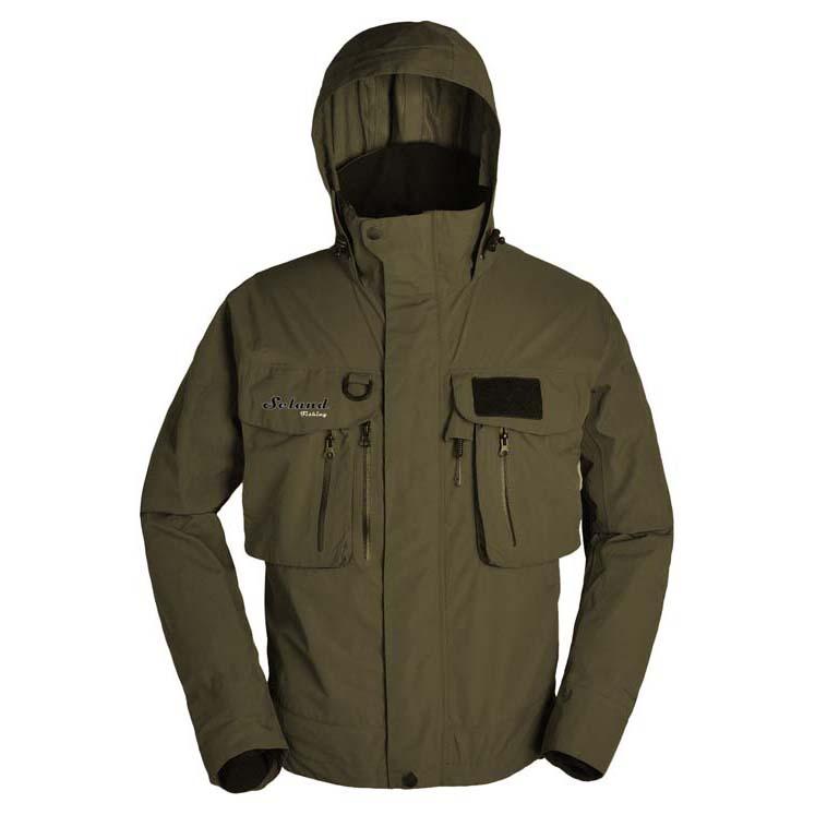 amplia selección suave y ligero 2019 original SEPJ1 Seland chaqueta corta transpirable pesca.