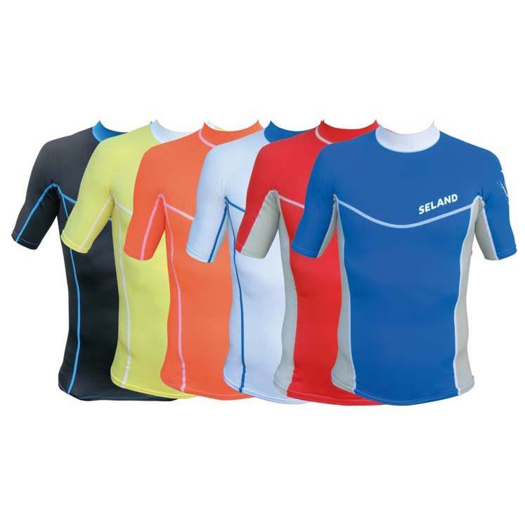 Acmly Seland Shirt T Men Elastan XPkuOZi